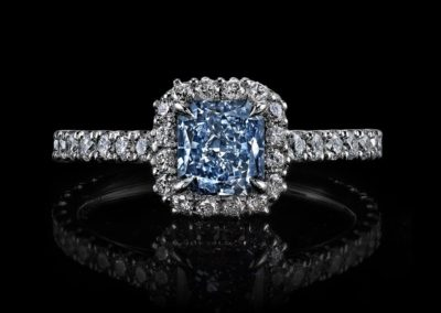 light-blue-diamond-engagement-rings