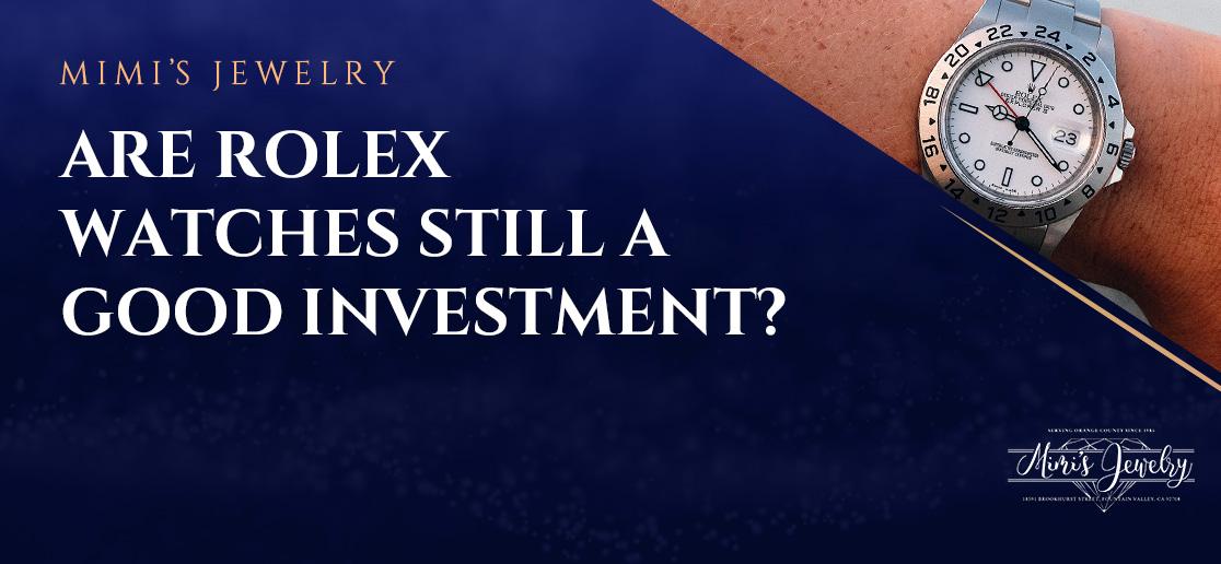 Long-Lasting Rolex Watch