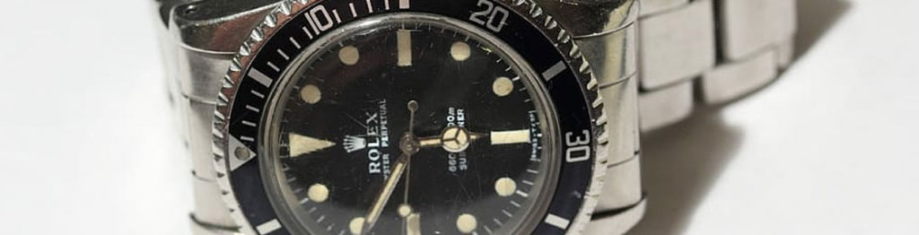 Second-hand Rolex
