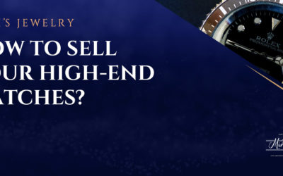How To Sell Your High-end Watches?