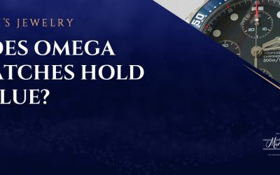 Why Omega Watches Hold Their Values?