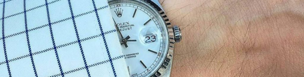 Used Rolex Watch