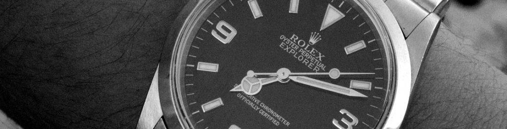 Rolex Explorer 2016 Luxury Watch