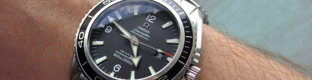 Omega Seamaster Luxury Watch