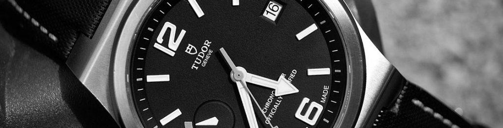 Tudor Heritage Black Bay Luxury Watch