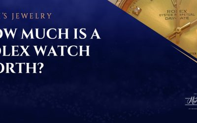How Much Is A Rolex Watch Worth?