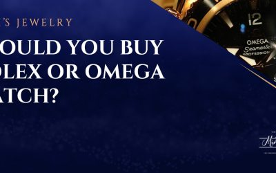 Should You Buy a Rolex Or Omega Watch?