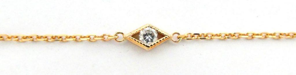 Alt Text: Custom Gold Jewelry Maintenance