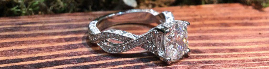 Shiny Diamond Jewelry