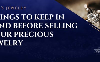 Things to Keep in Mind before Selling Your Precious Jewelry