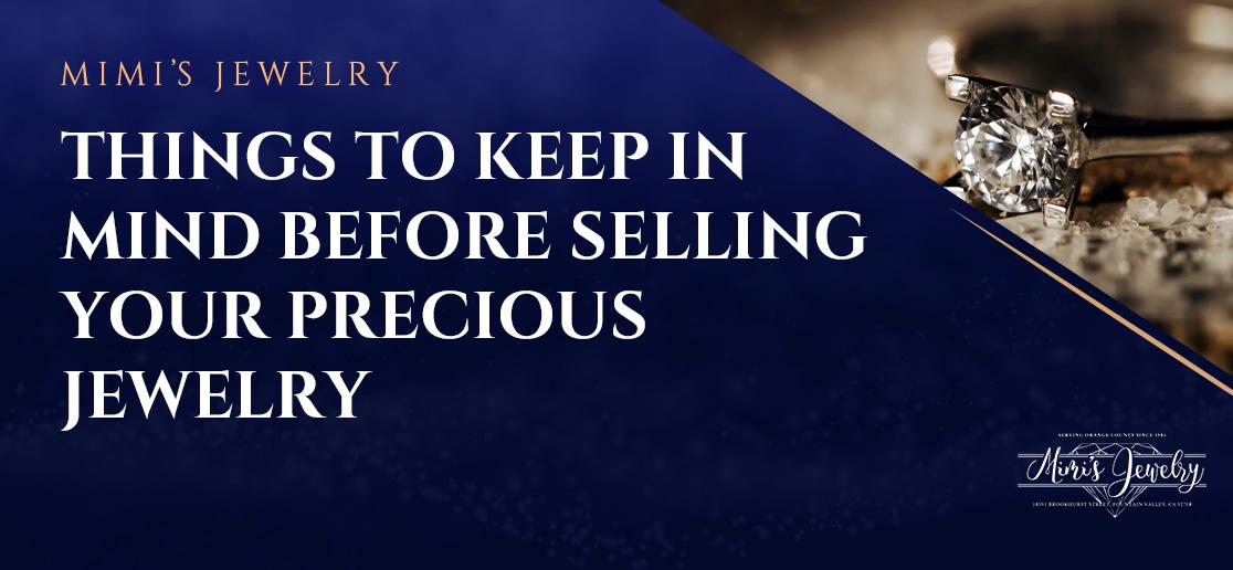 Sell Jewelry Costa Mesa