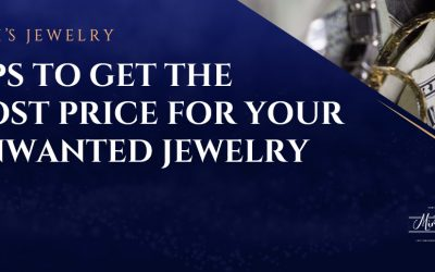 Tips To Get The Most Price For Your Unwanted Jewelry