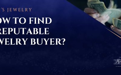 How to Find a Reputable Jewelry Buyer?