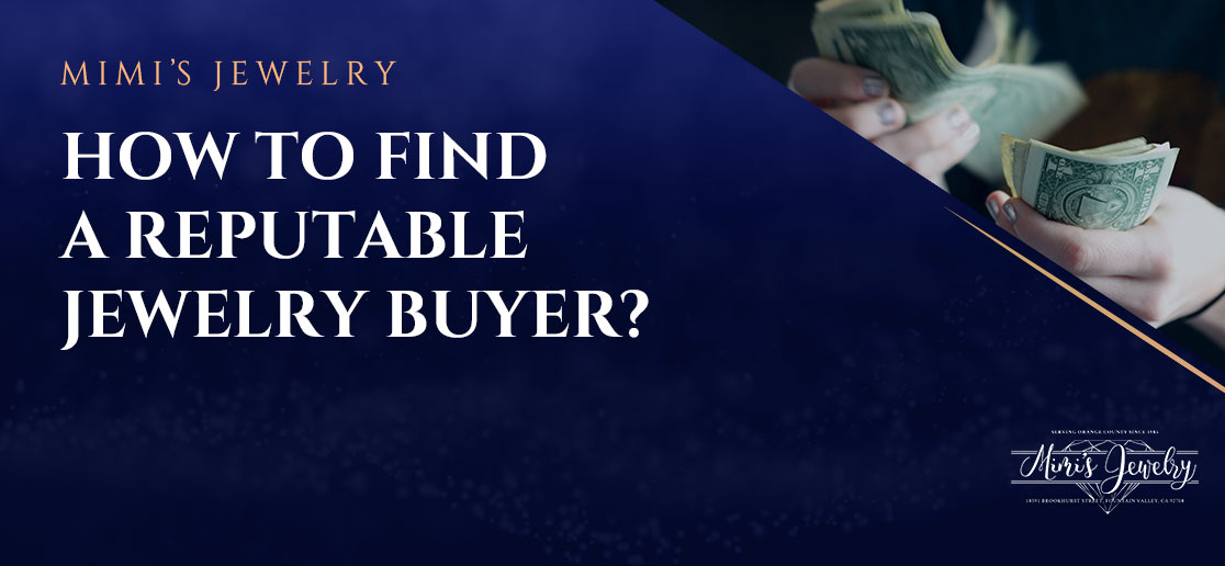 Jewelry Buyers in Newport Beach